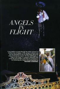 Angels in flight