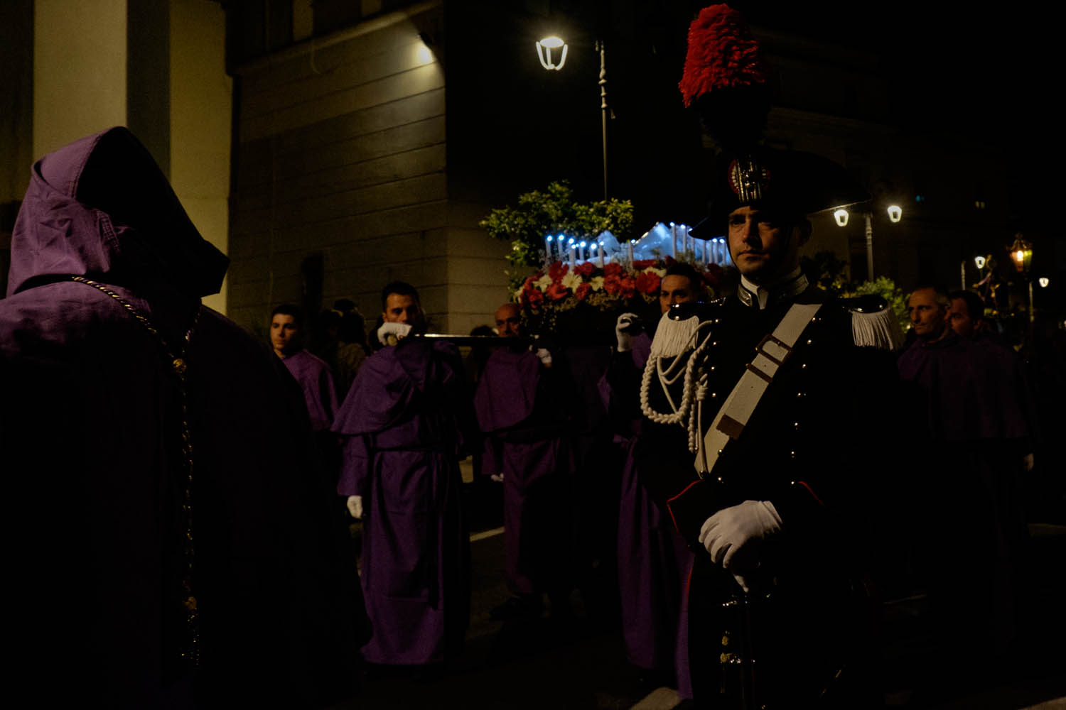 The Sorrentine Peninsula Easter Parade © Massimo Vicinanza